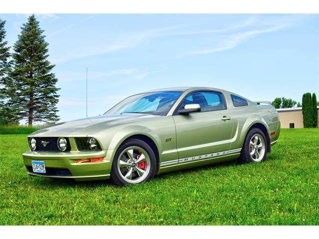 2005 Ford Mustang (CC-1443841) for sale in Watertown, Minnesota