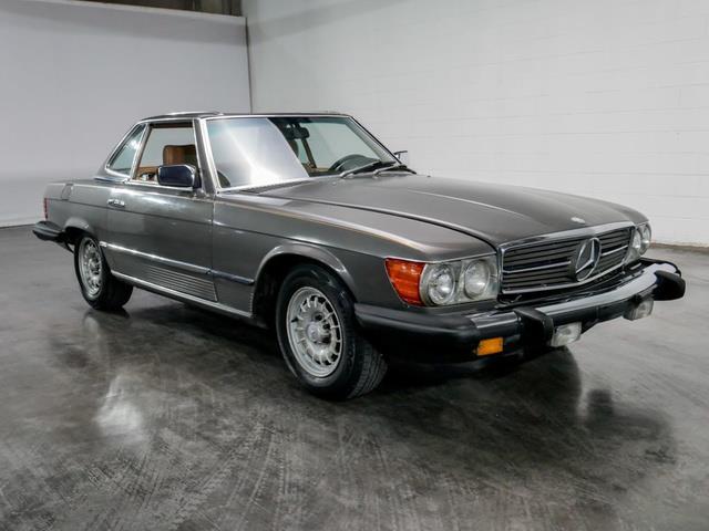 1984 Mercedes-Benz 380SL (CC-1440385) for sale in Jackson, Mississippi