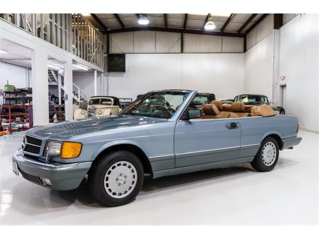 1986 Mercedes-Benz 560SEC (CC-1443850) for sale in SAINT ANN, Missouri