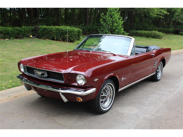 1966 Ford Mustang (CC-1443854) for sale in Roswell, Georgia