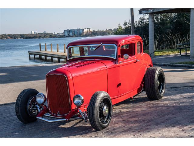 1932 Ford 5-Window Coupe (CC-1443859) for sale in Apopka, Florida