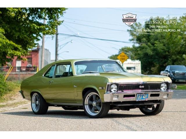 1971 Chevrolet Nova (CC-1443865) for sale in Milford, Michigan