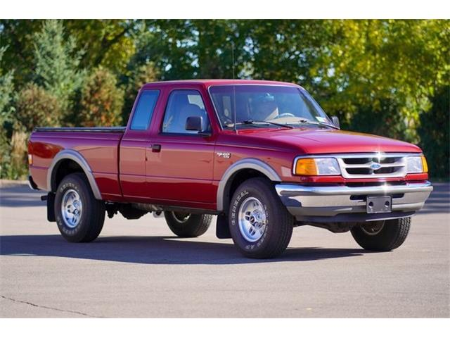 1996 Ford Ranger (CC-1443866) for sale in Milford, Michigan