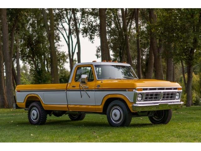 1977 Ford F350 (CC-1443870) for sale in Milford, Michigan