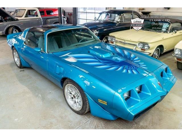 1979 Pontiac Firebird (CC-1443874) for sale in Milford, Michigan