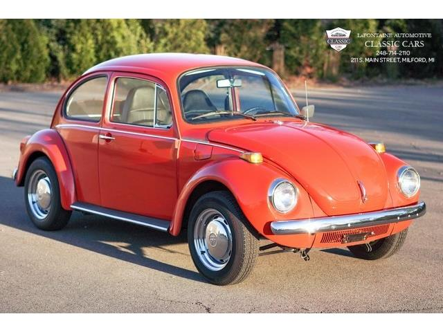 1973 Volkswagen Beetle (CC-1443875) for sale in Milford, Michigan
