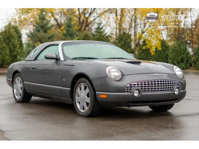 2003 Ford Thunderbird (CC-1443882) for sale in Milford, Michigan