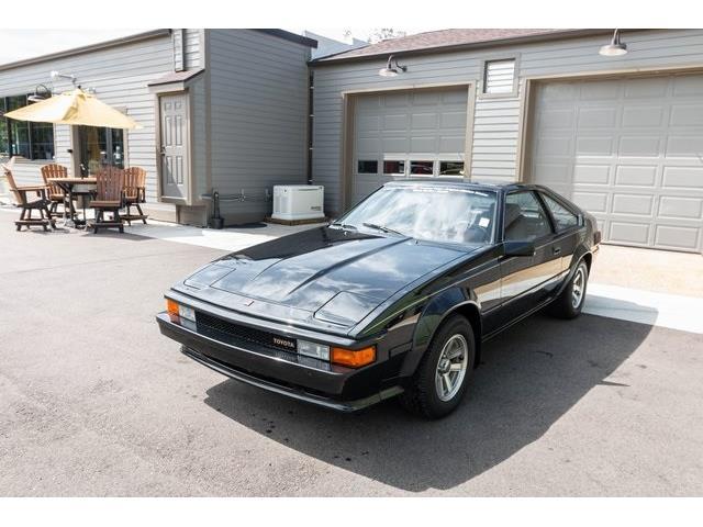1984 Toyota Celica (CC-1443898) for sale in Milford, Michigan