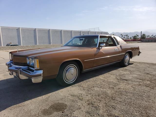 1974 Oldsmobile Toronado (CC-1440039) for sale in Palm Springs, California