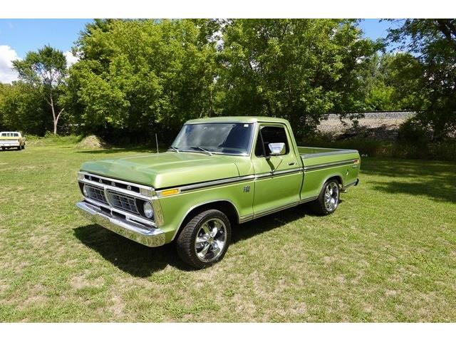 1976 Ford F100 (CC-1443901) for sale in Milford, Michigan