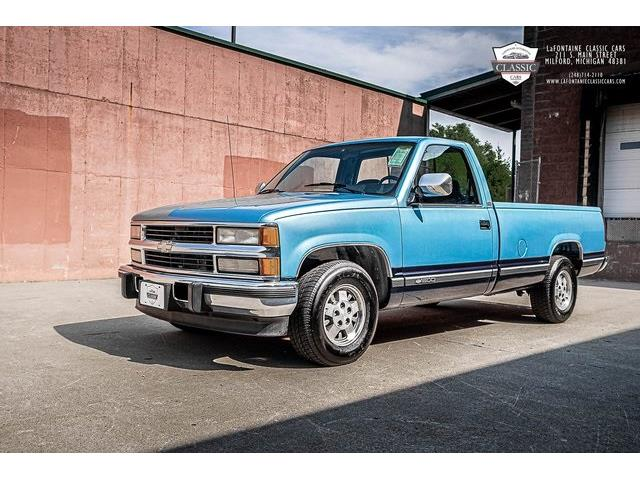 1994 Chevrolet C/K 1500 (CC-1443903) for sale in Milford, Michigan