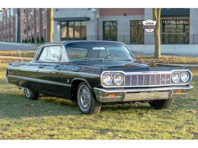 1964 Chevrolet Impala (CC-1443910) for sale in Milford, Michigan