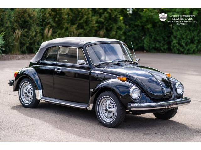 1979 Volkswagen Beetle (CC-1443912) for sale in Milford, Michigan