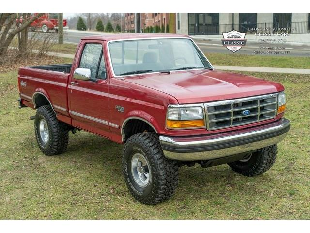 1995 Ford F150 (CC-1443913) for sale in Milford, Michigan