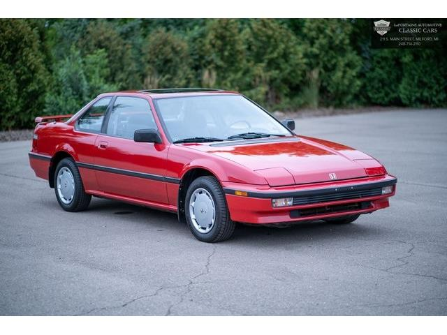 1991 Honda Prelude (CC-1443917) for sale in Milford, Michigan