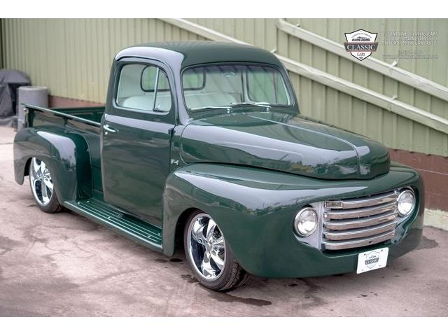 1949 Ford F1 (CC-1443921) for sale in Milford, Michigan