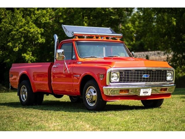 1972 Chevrolet C/K 30 (CC-1443923) for sale in Milford, Michigan