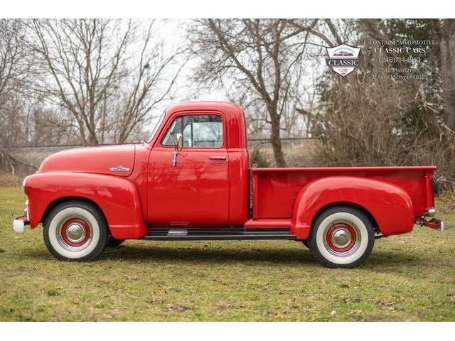 1955 Chevrolet 3100 (CC-1443928) for sale in Milford, Michigan