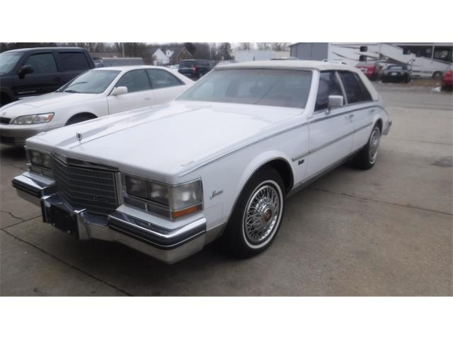 1985 Cadillac Seville (CC-1443935) for sale in MILFORD, Ohio