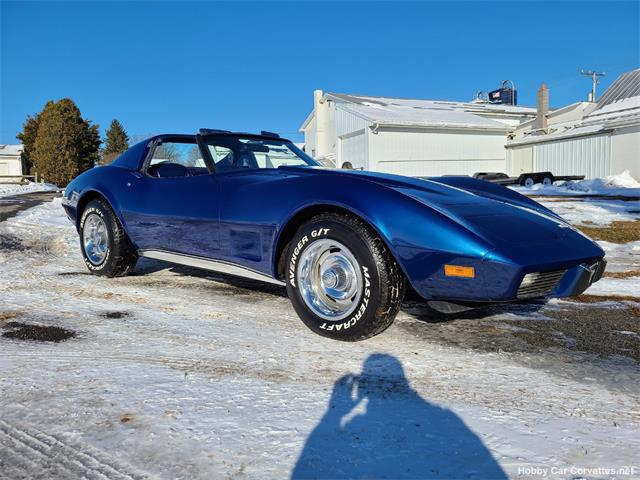 1977 Chevrolet Corvette (CC-1443942) for sale in martinsburg, Pennsylvania
