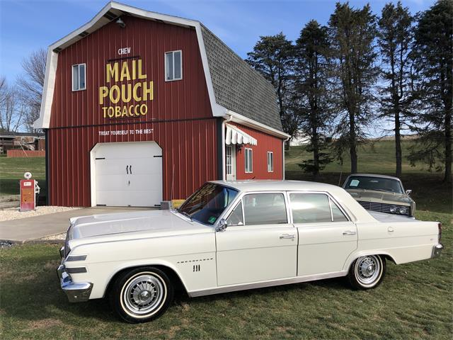 1966 AMC Ambassador (CC-1443948) for sale in Latrobe, Pennsylvania