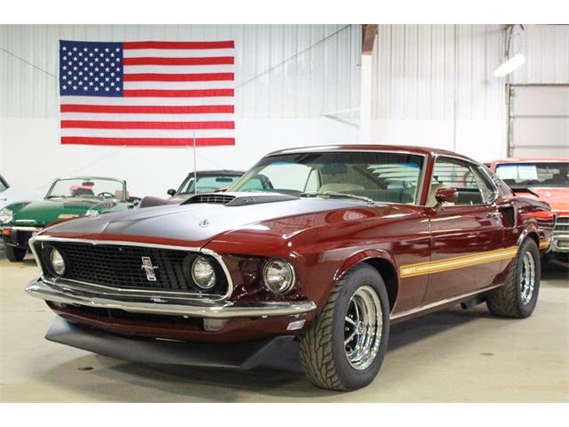 1969 Ford Mustang (CC-1443959) for sale in Kentwood, Michigan