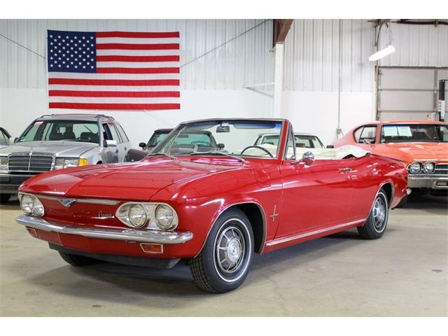 1966 Chevrolet Corvair (CC-1443960) for sale in Kentwood, Michigan