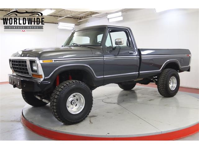 1979 Ford F150 (CC-1443968) for sale in Denver , Colorado