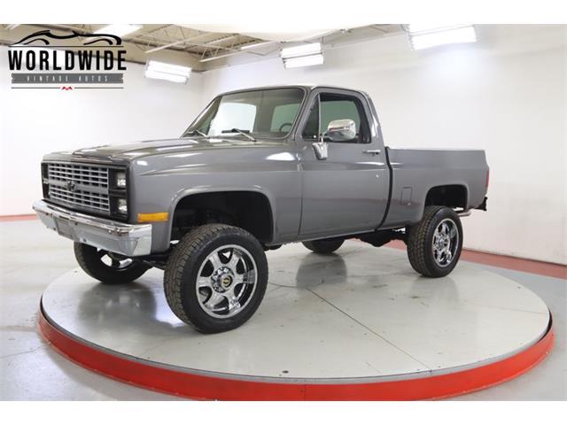1983 Chevrolet Pickup (CC-1443969) for sale in Denver , Colorado