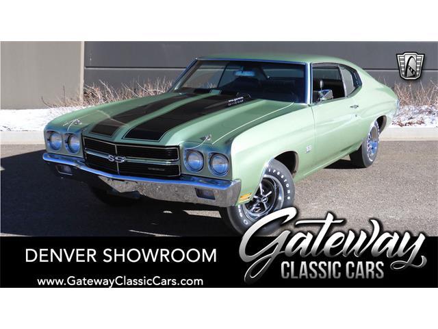 1970 Chevrolet Chevelle (CC-1443970) for sale in O'Fallon, Illinois