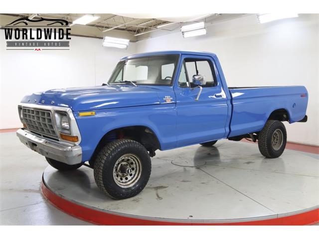 1978 Ford F150 (CC-1443974) for sale in Denver , Colorado