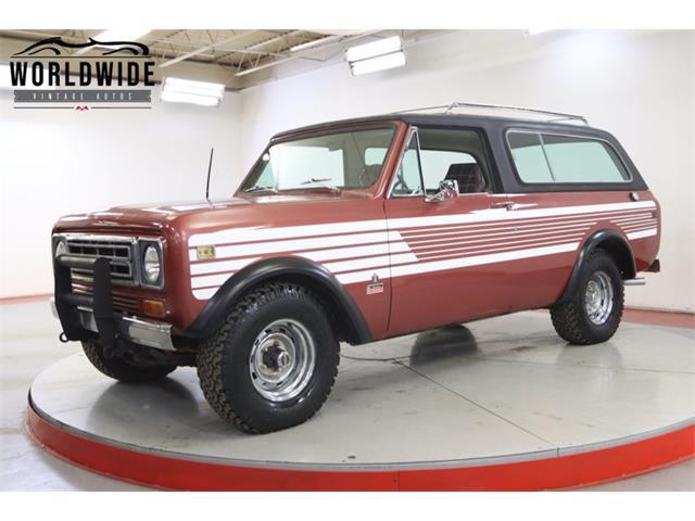 1979 International Scout (CC-1443981) for sale in Denver , Colorado