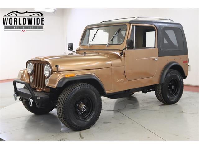 1979 Jeep CJ (CC-1443982) for sale in Denver , Colorado