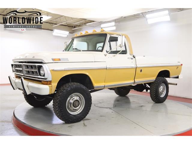 1971 Ford F250 (CC-1443986) for sale in Denver , Colorado