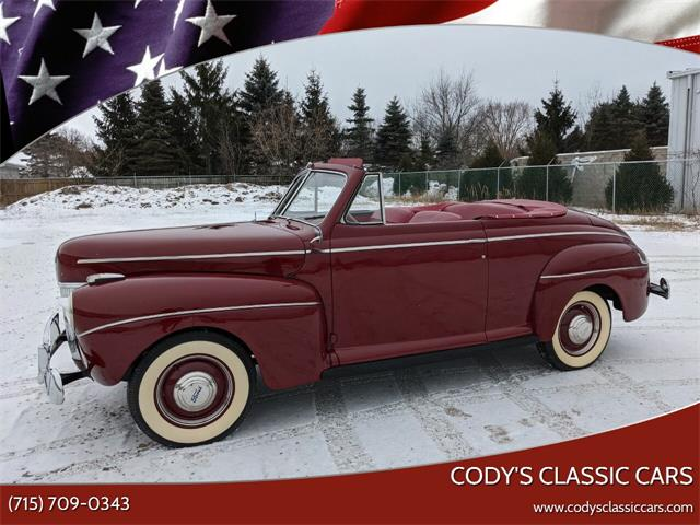 1941 Ford Super Deluxe (CC-1440399) for sale in Stanley, Wisconsin