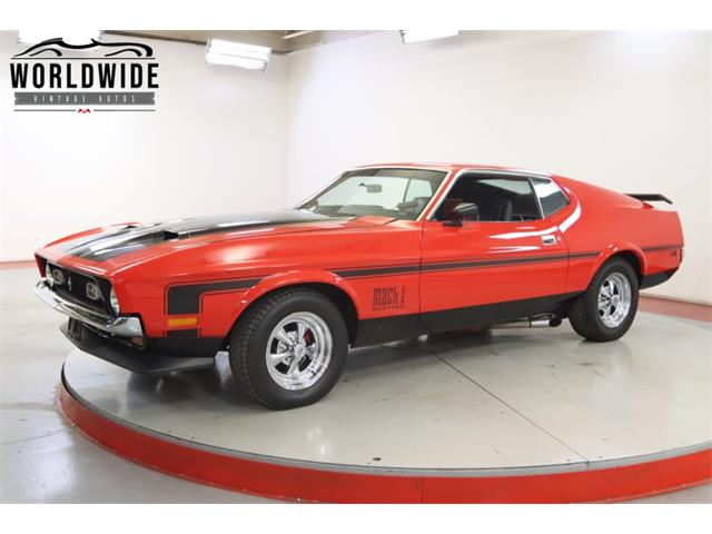 1972 Ford Mustang (CC-1443991) for sale in Denver , Colorado