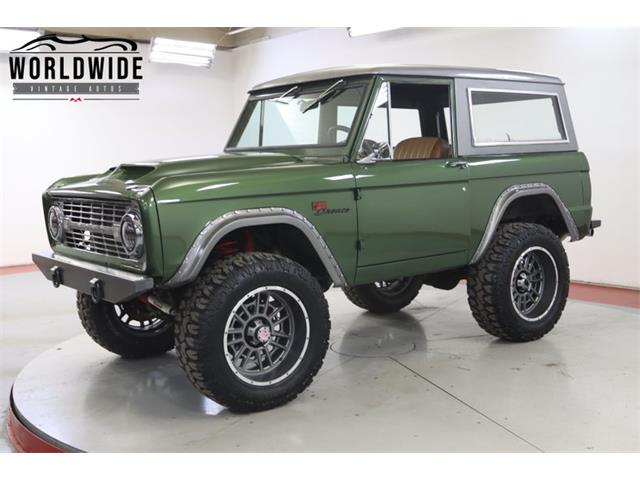 1976 Ford Bronco (CC-1443992) for sale in Denver , Colorado