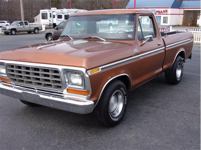 1978 Ford F150 (CC-1443993) for sale in Greensboro, North Carolina