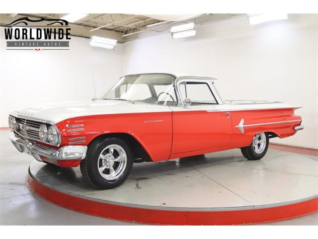 1960 Chevrolet El Camino (CC-1443995) for sale in Denver , Colorado