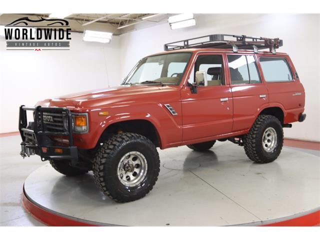 1981 Toyota Land Cruiser FJ (CC-1443996) for sale in Denver , Colorado