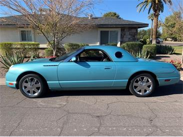 2002 Ford Thunderbird (CC-1440004) for sale in Palm Springs, California