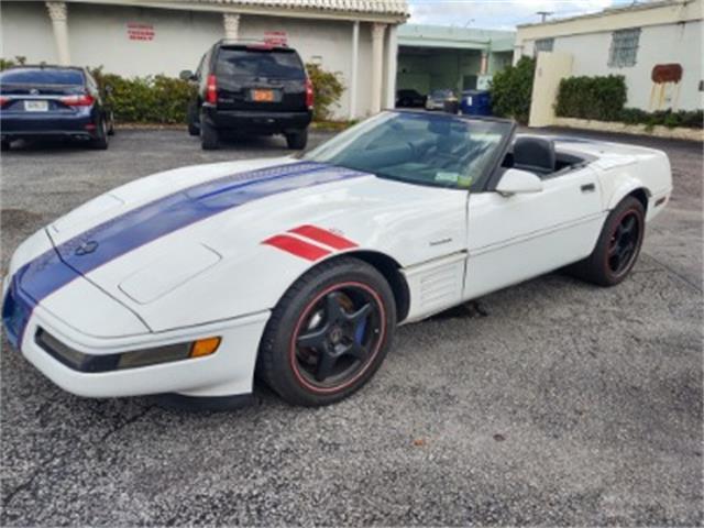 1991 Chevrolet Corvette (CC-1440400) for sale in Miami, Florida