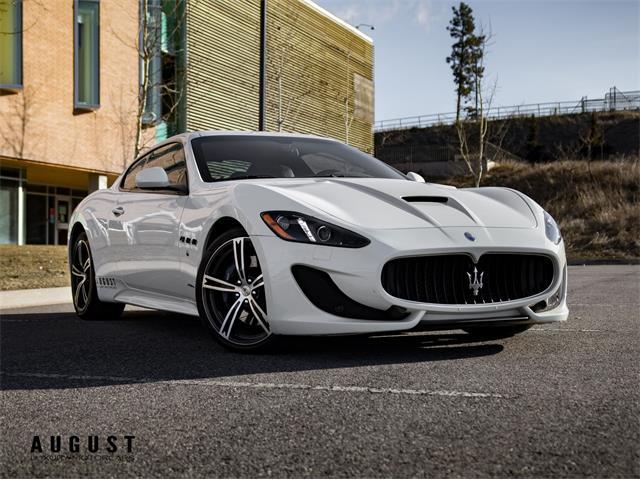 2015 Maserati GranTurismo (CC-1444004) for sale in Kelowna, British Columbia