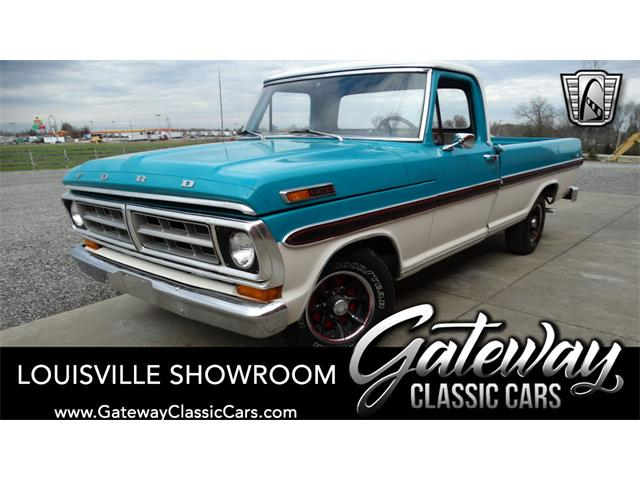 1971 Ford F100 (CC-1444009) for sale in O'Fallon, Illinois