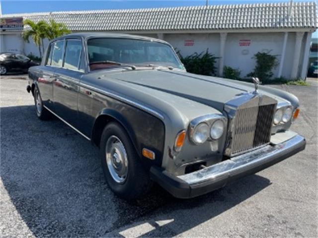 1979 Rolls-Royce Silver Shadow II (CC-1440401) for sale in Miami, Florida