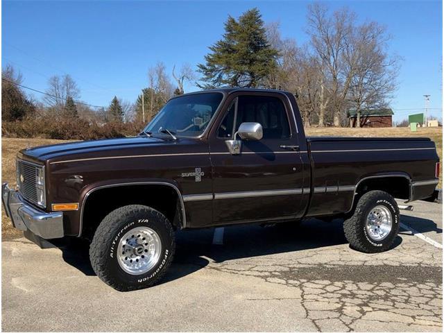1984 Chevrolet Silverado (CC-1444016) for sale in Punta Gorda, Florida