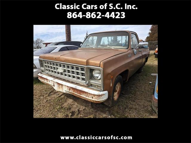 1980 Chevrolet C/K 10 (CC-1444020) for sale in Gray Court, South Carolina