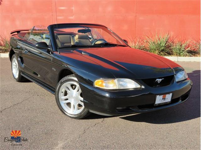 1998 Ford Mustang (CC-1444024) for sale in Tempe, Arizona
