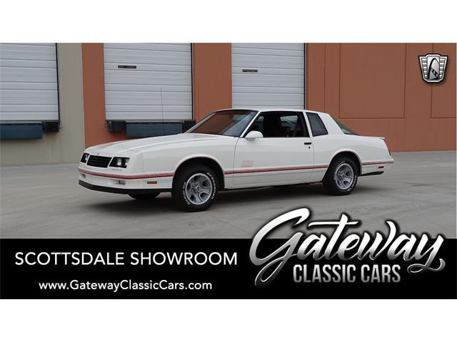1987 Chevrolet Monte Carlo (CC-1444039) for sale in O'Fallon, Illinois