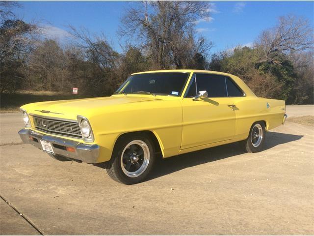 1966 Chevrolet Chevy II Nova (CC-1444049) for sale in San Antonio, Texas